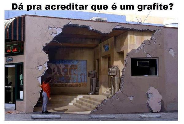A Arte Do Grafite