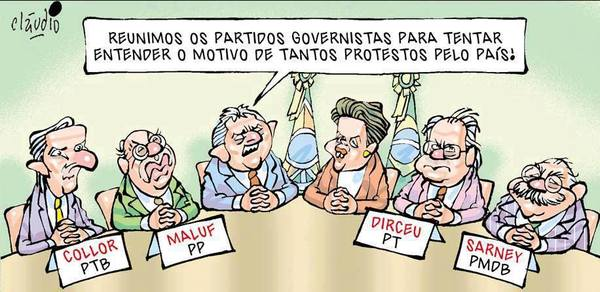 Charges Políticas